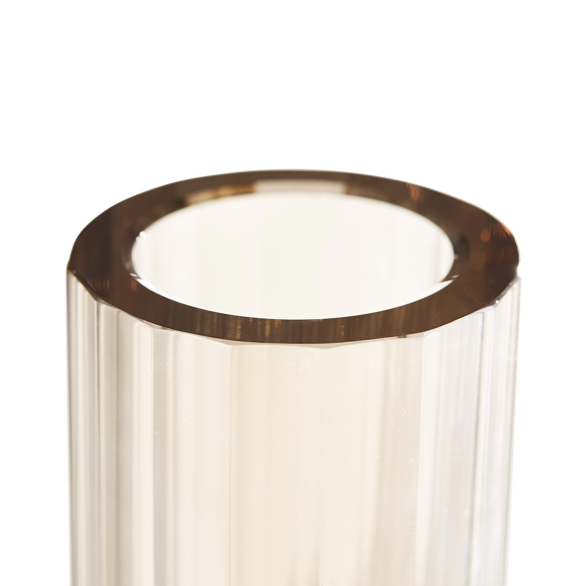Frizza Crystal Vase