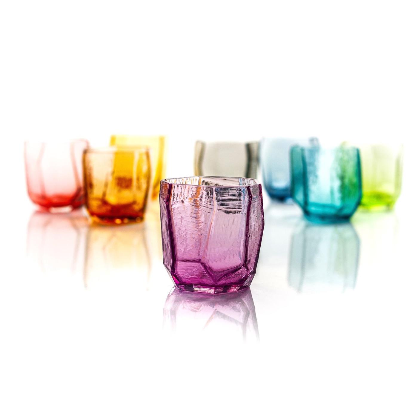 Lingo DOF Glasses Sets | Warm Colors