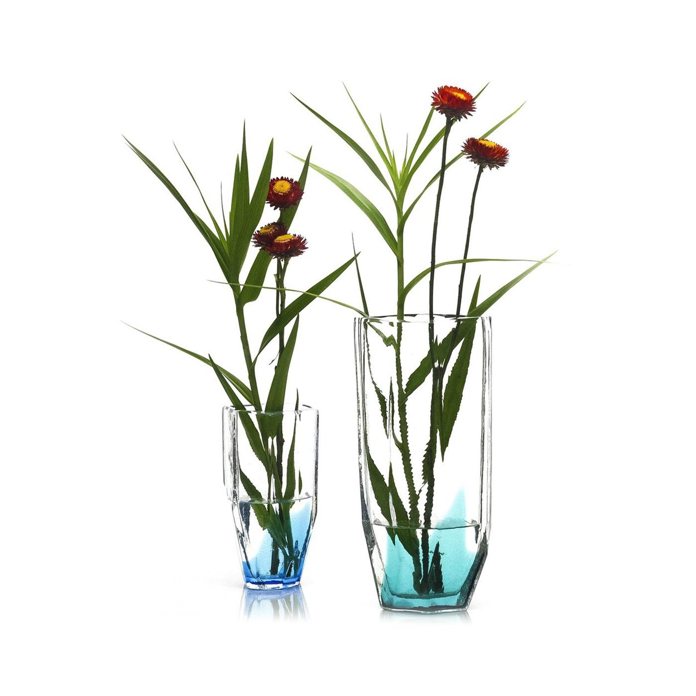 Lingo Glass Vases