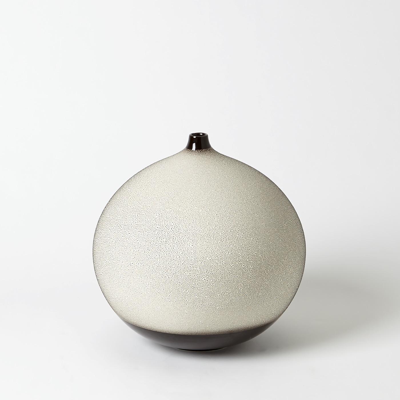 Lombardi Ceramic Vases   Brown