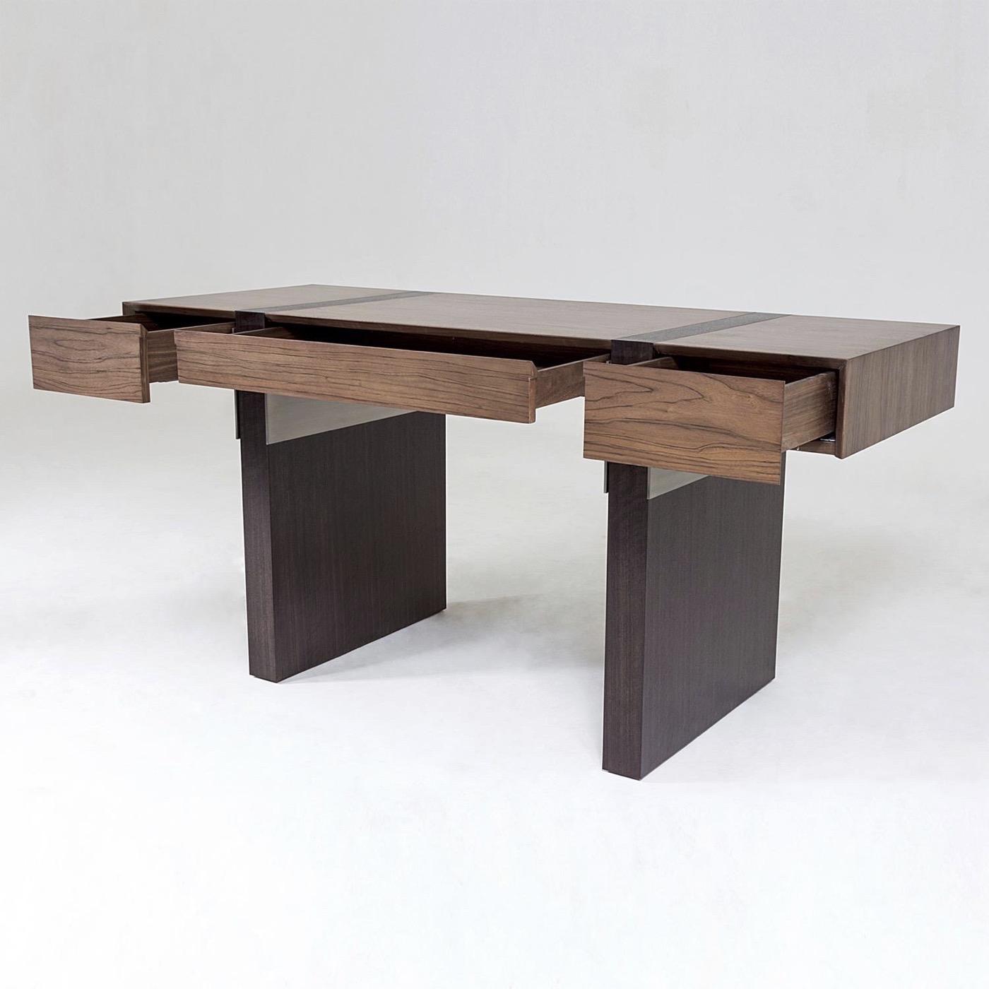Holtz Walnut Desk