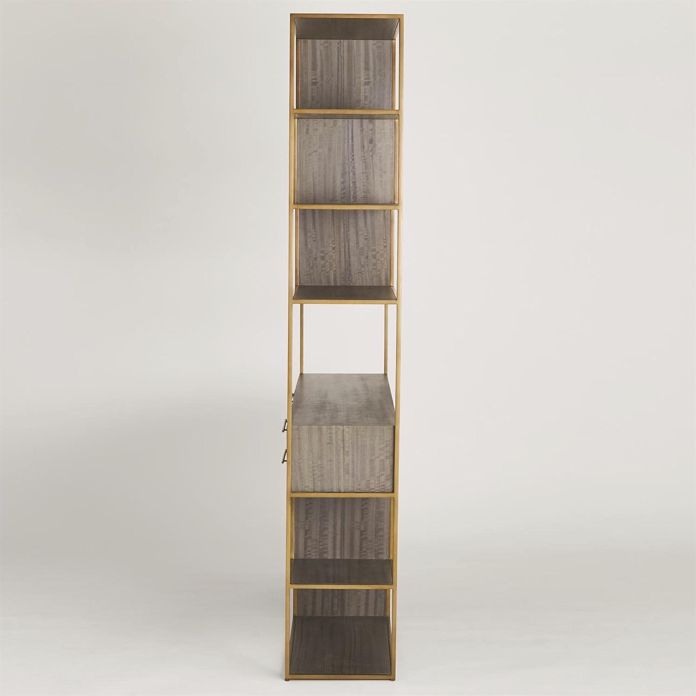 Wayne Bookshelf