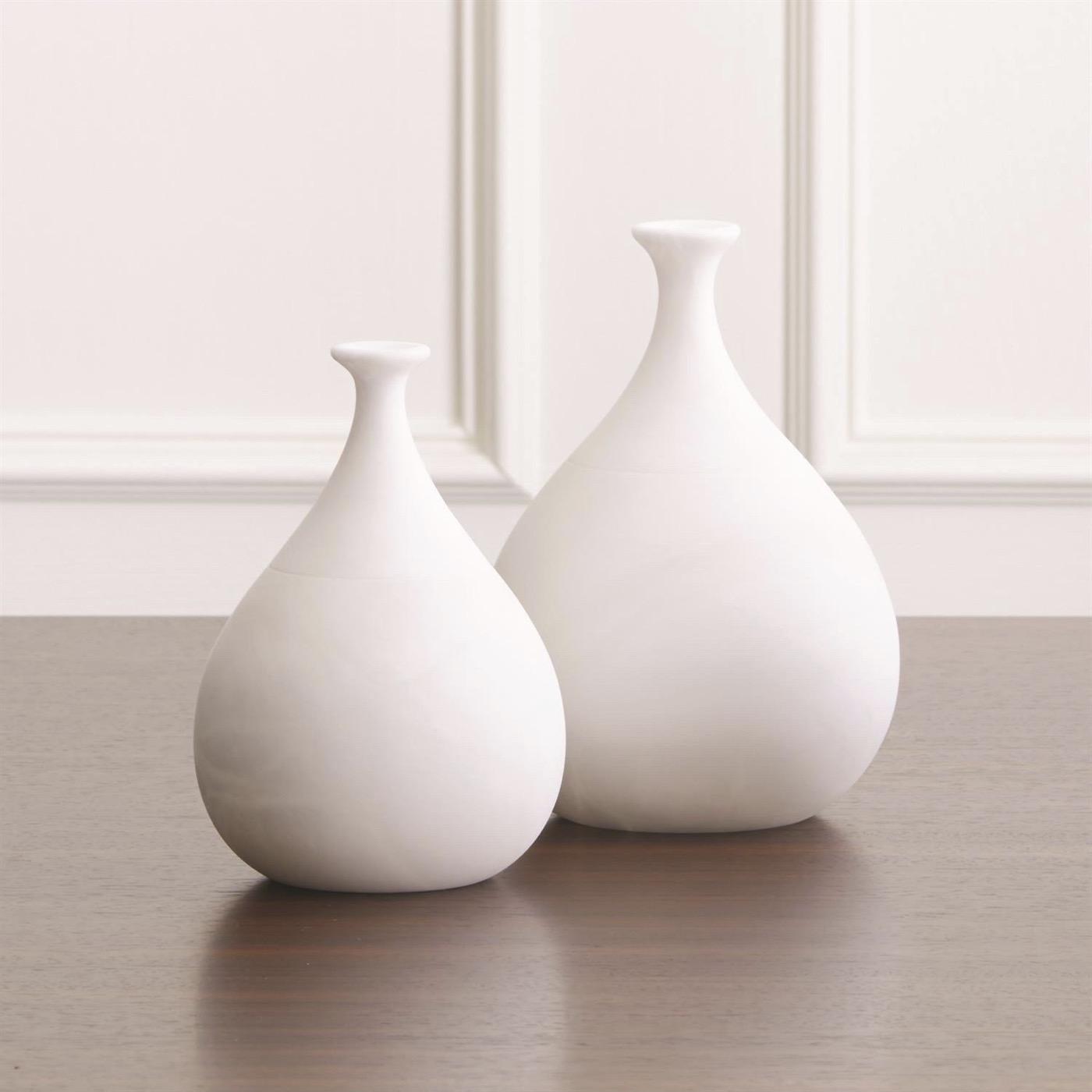 Cazi Alabaster Vases