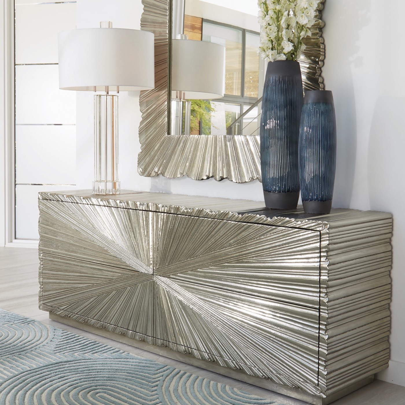 Wendy Crystal Table Lamp