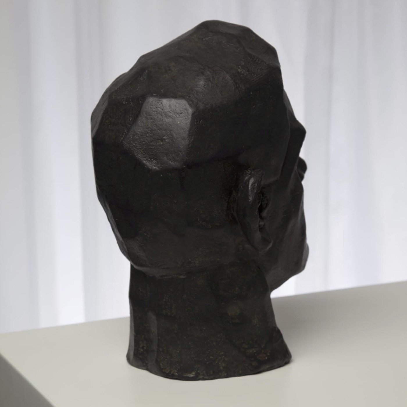 Homme Bronze Sculpture | Chiseled