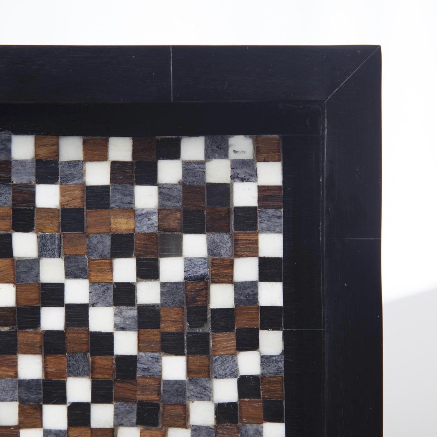 Garvey Patterned Box | Rectangular
