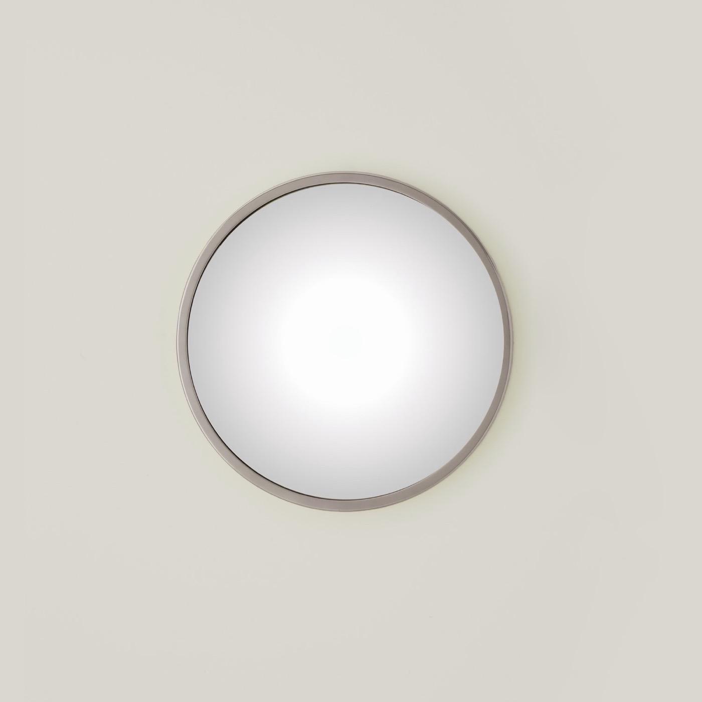 Lamar Wall Mirrors | Nickel
