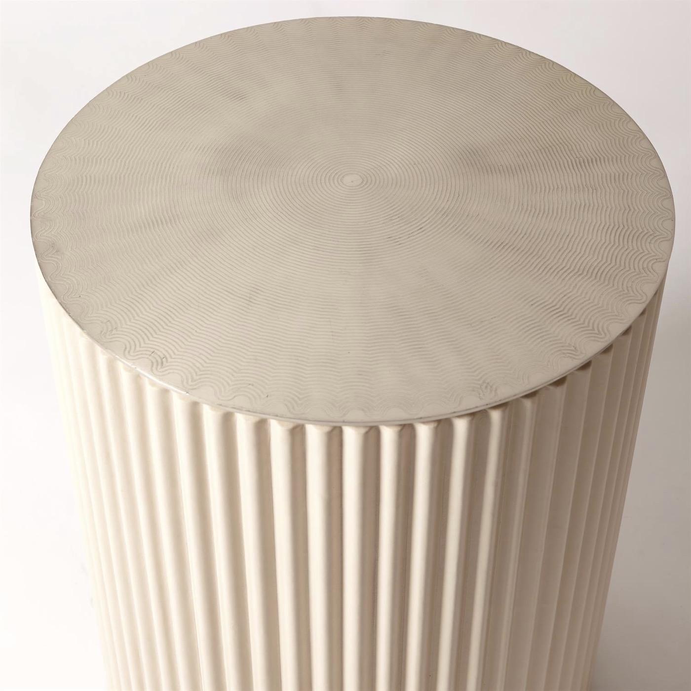 Kipling Side Table | Pale Bronze
