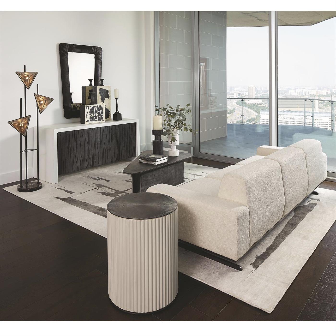 Kipling Side Table | Bronze