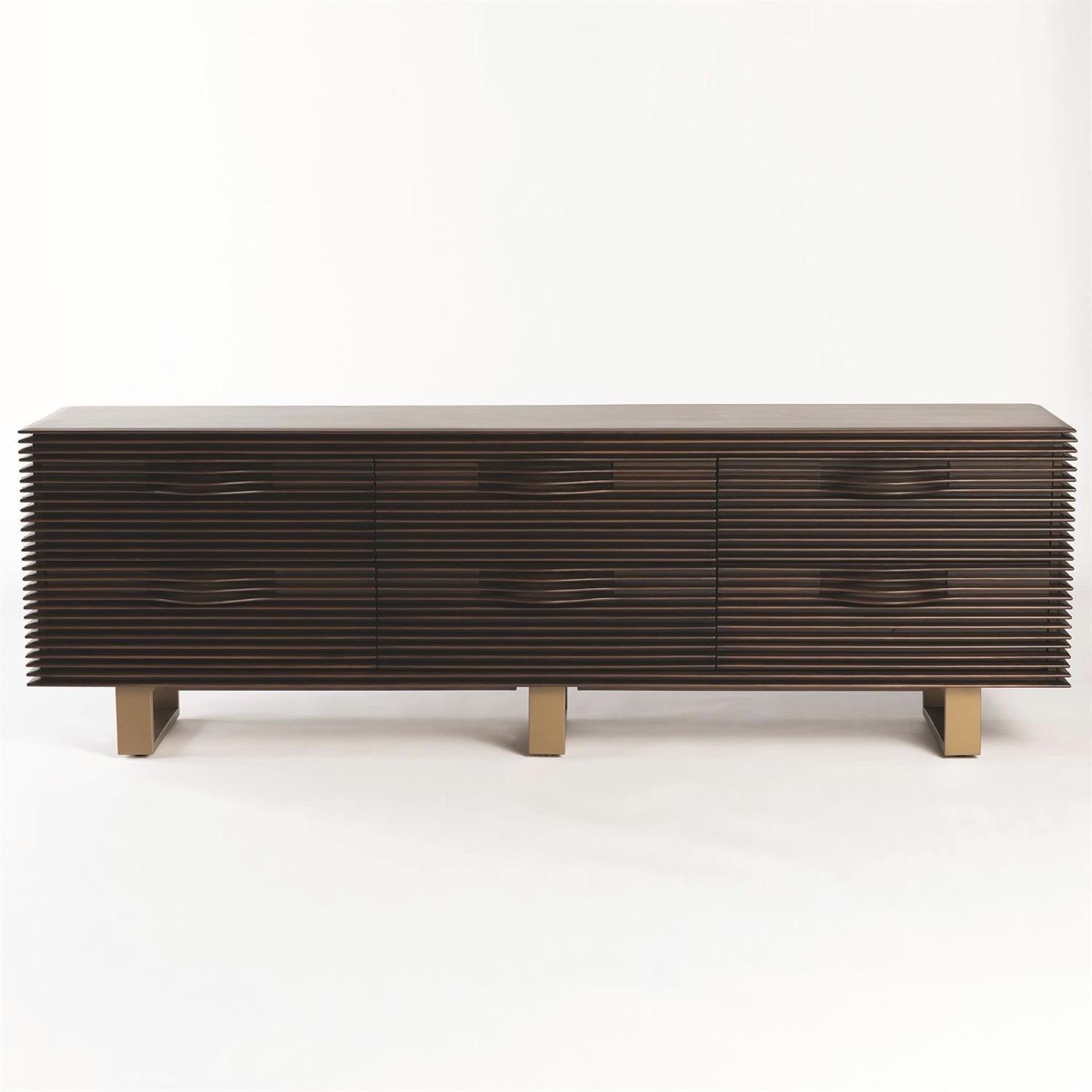 Salinger Wood Cabinet