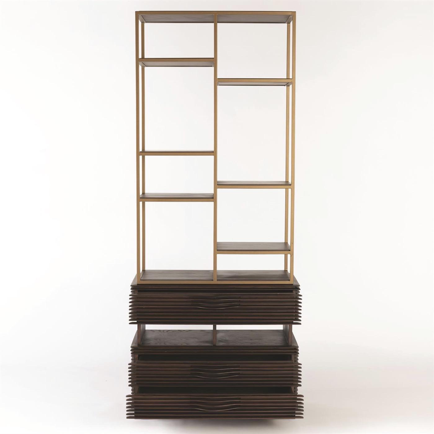 Salinger Bookshelf