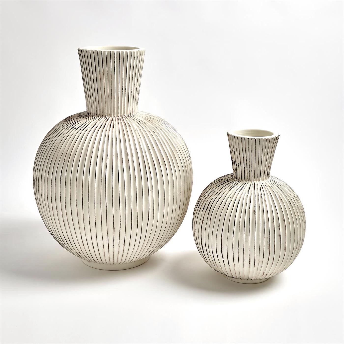 Barney Ceramic Vases