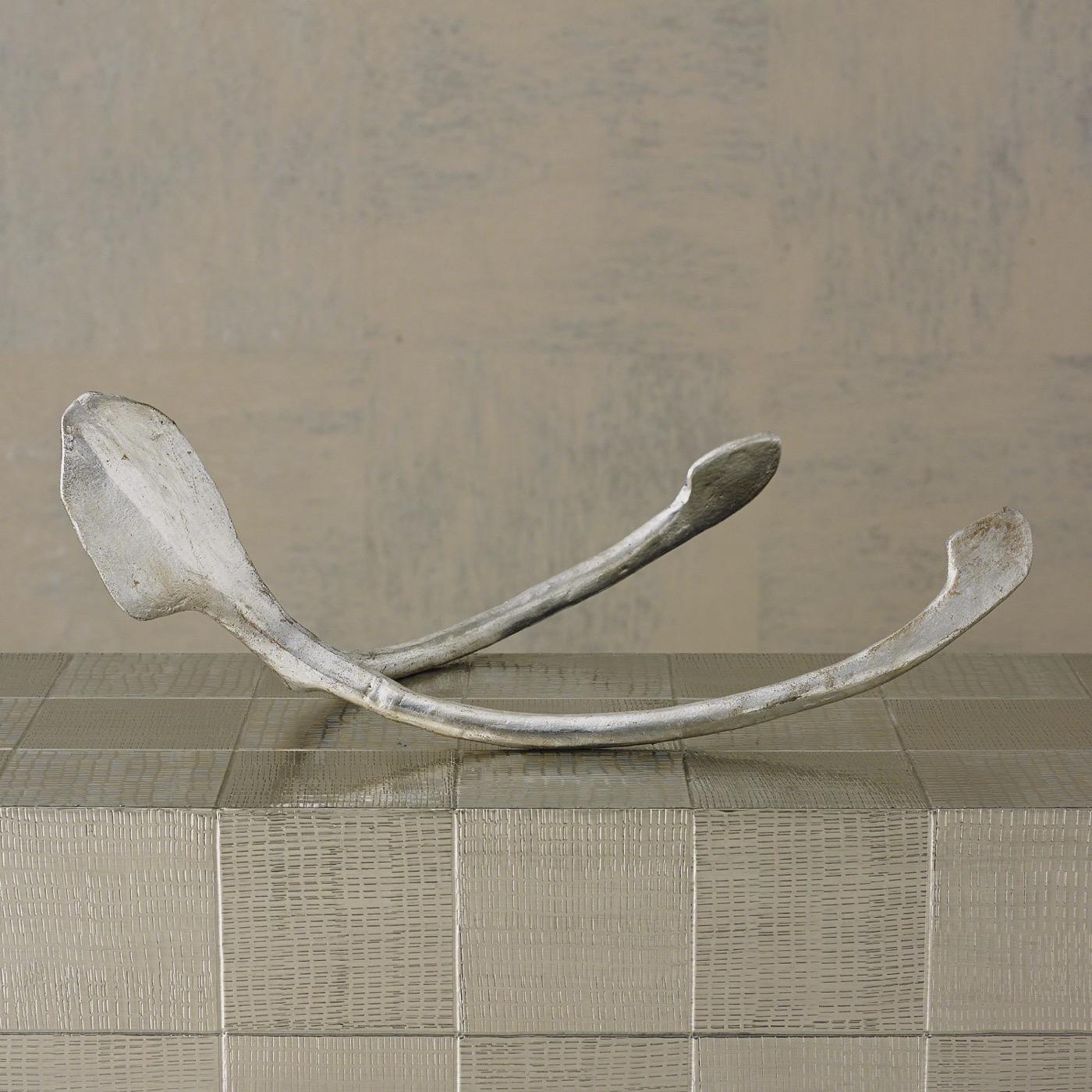 Deseo Sculptures | Silver