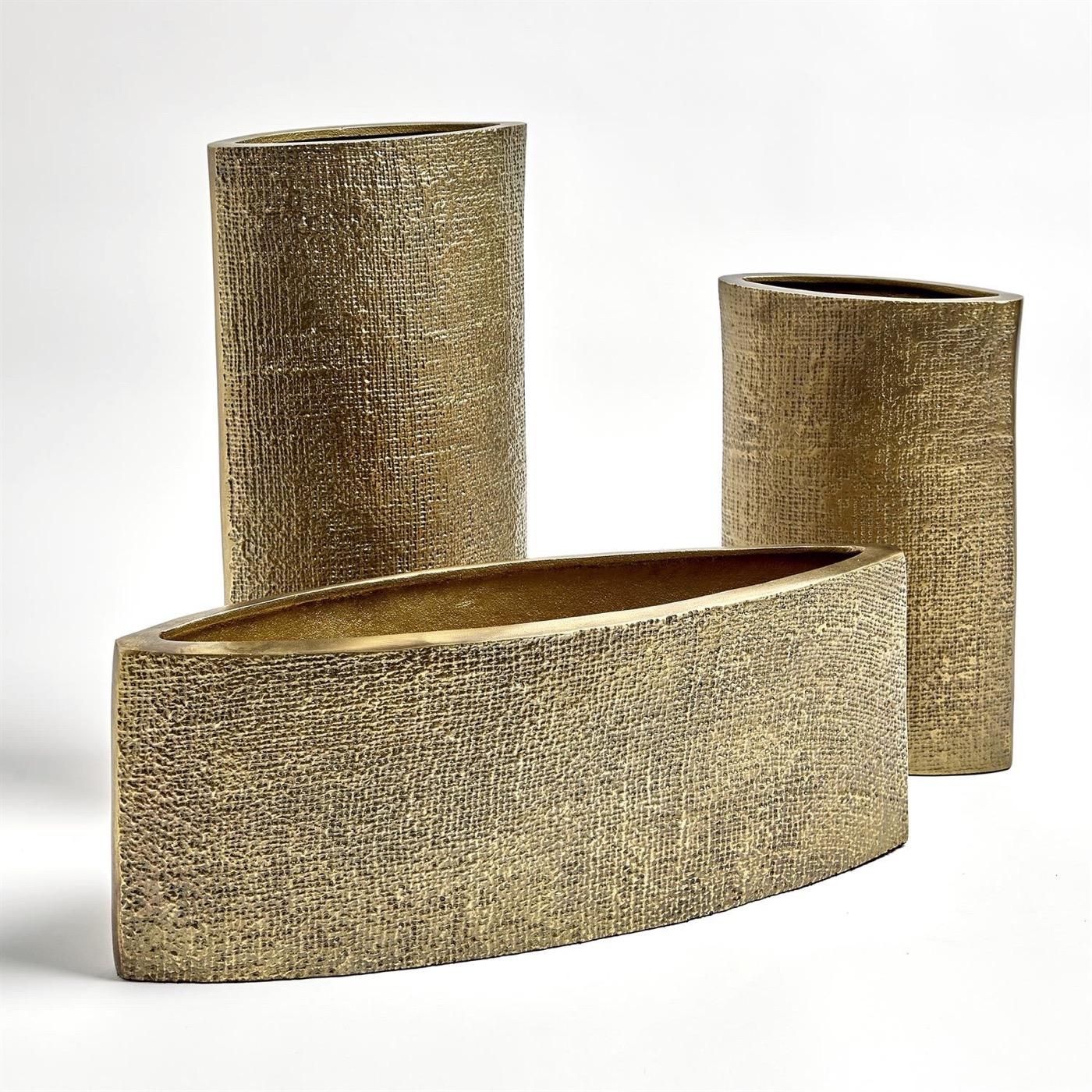 Quinn Brass Bowl
