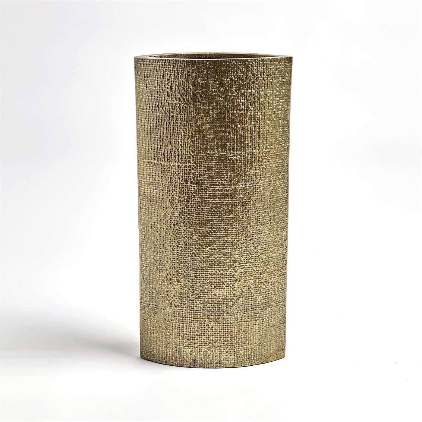 Quinn Brass Vases