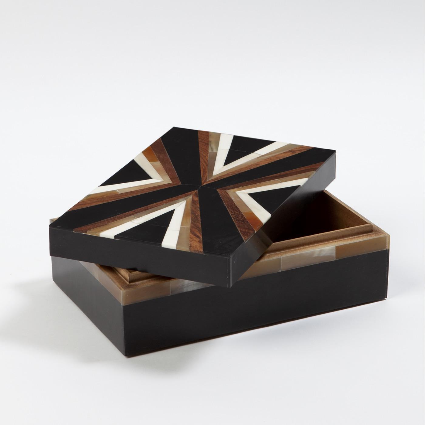 Makena Patterned Box | Small