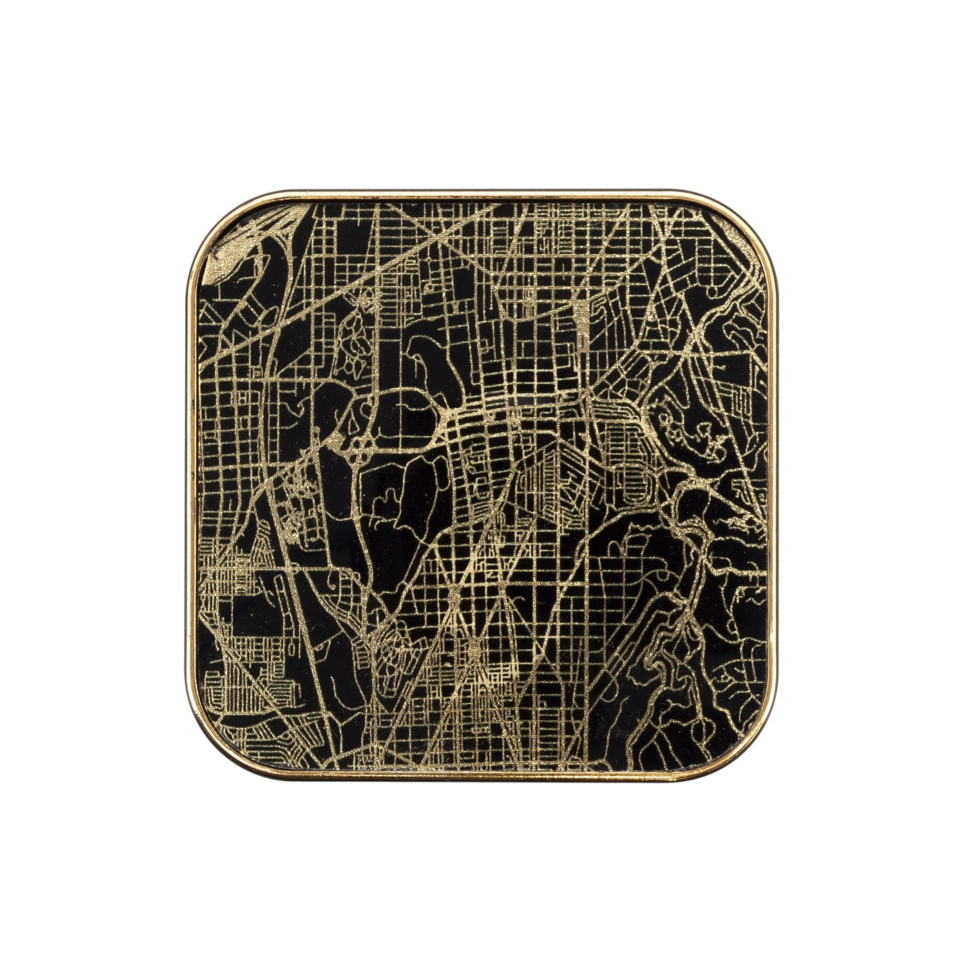 Craddock Coasters Set | Mapped