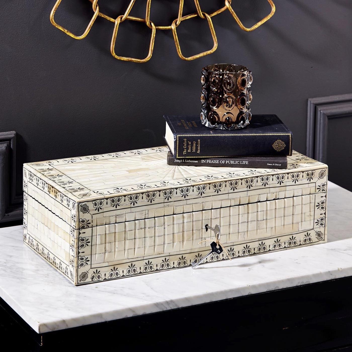 Indira Bone Lock Box