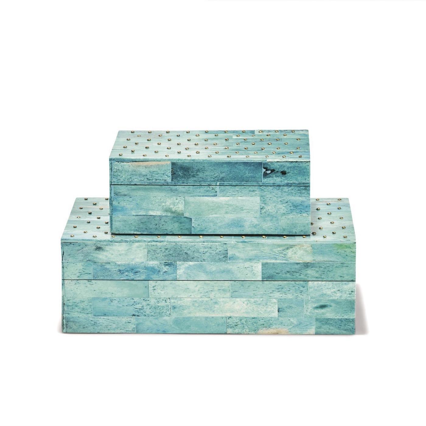 Trey Wood Boxes Set
