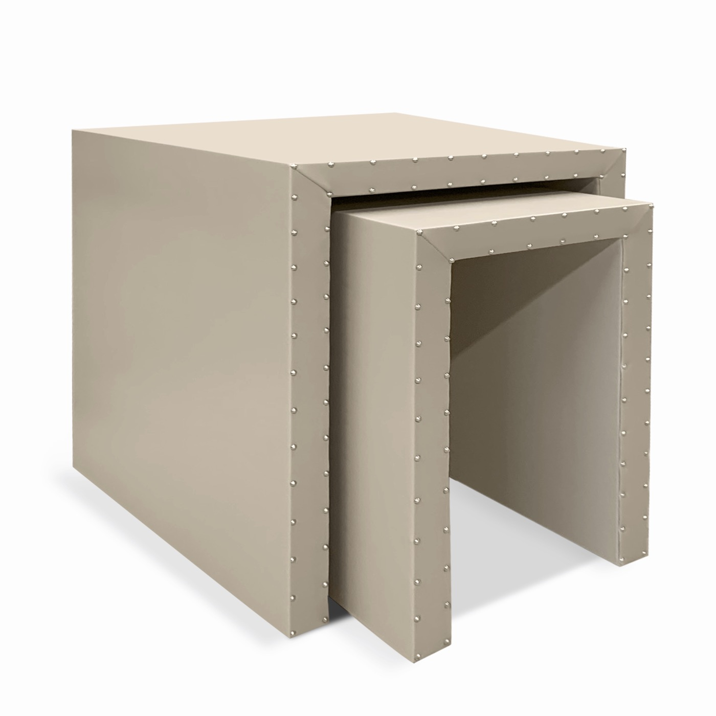 Wade Waterfall Side Table