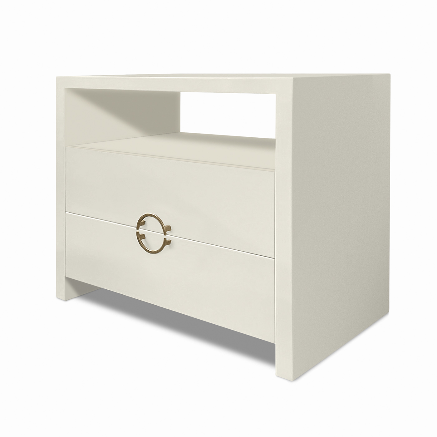 Simon Side Table, Painted