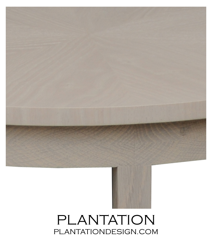 Oliver Table | Rift Oak