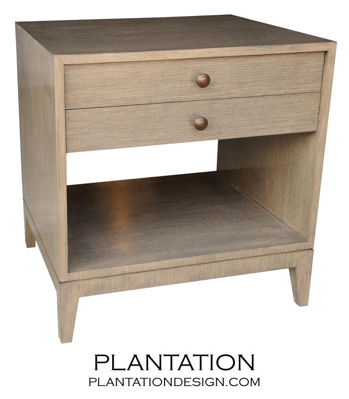 Roanoke Side Table | Rift Oak