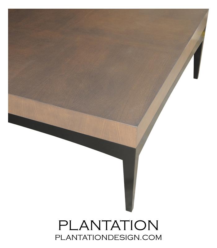 Bryce Coffee Table | Grey Wash