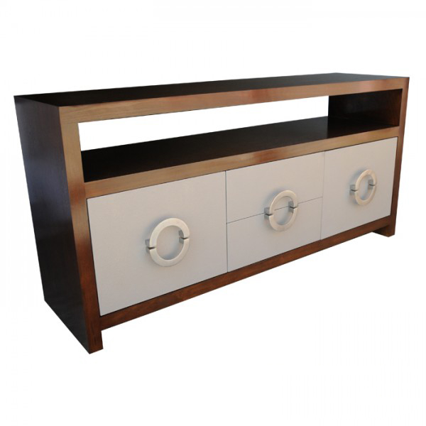 Simon 2x2 Buffet, Painted w/Contrast Fronts