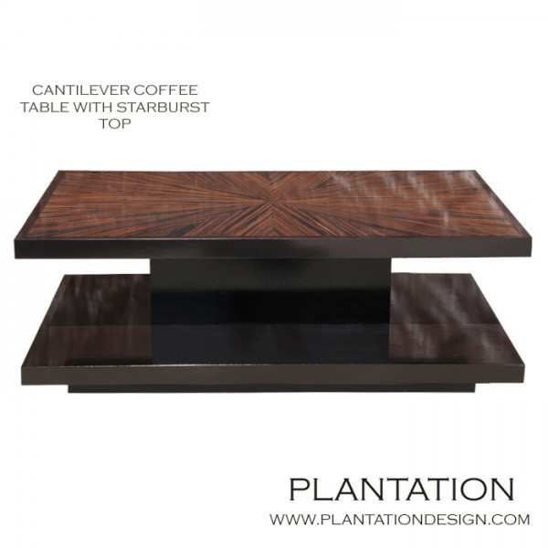 Cantilever Coffee Table