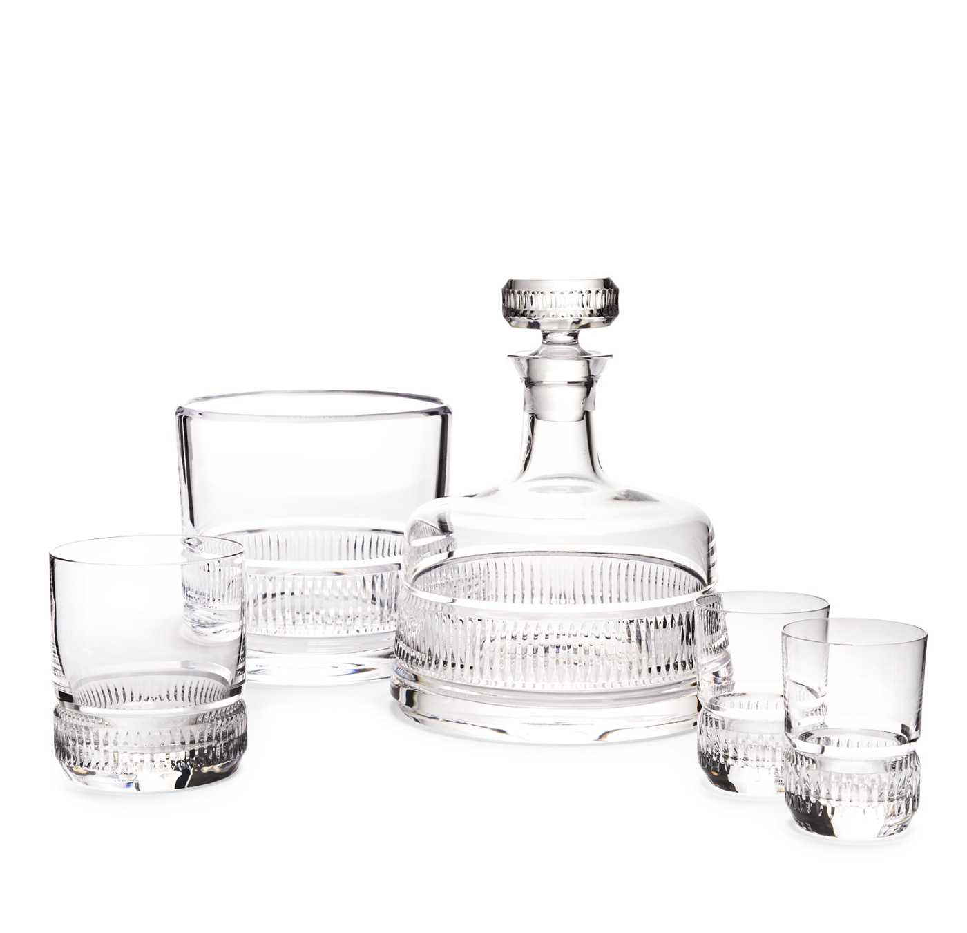 Broughton Crystal Decanter