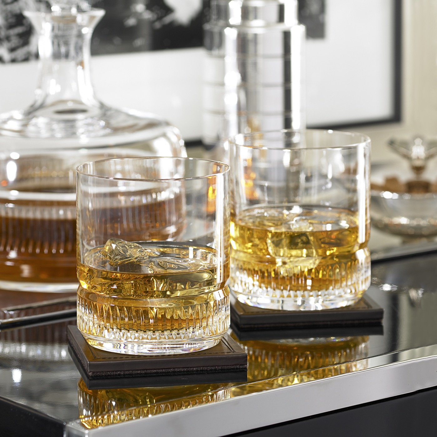 Broughton Crystal DOF Glass