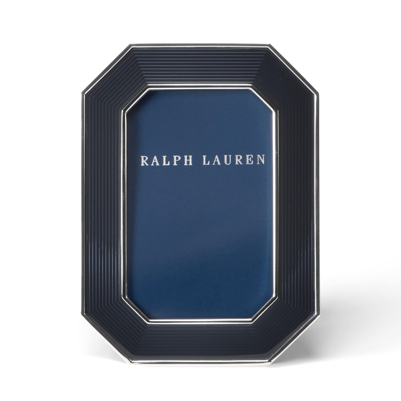 Meyer Silver Frames | Dark Blue