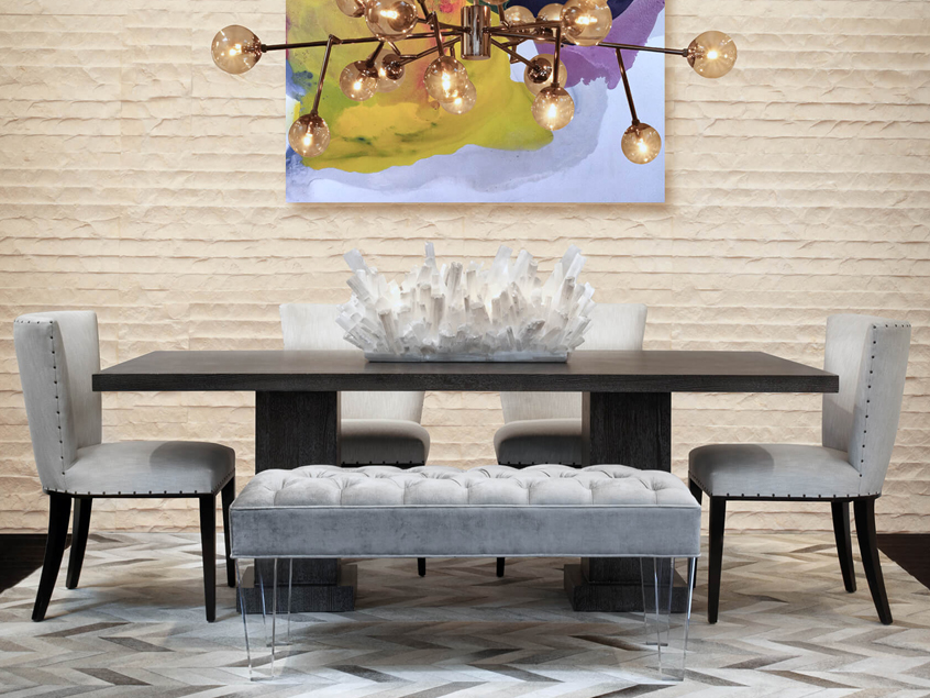Custom Furniture Lighting Decorative Accessories Interior Design