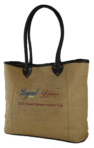 Conference Logo Tote Bag