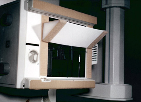 OCSTOSTOP Little Prism used at the collimator