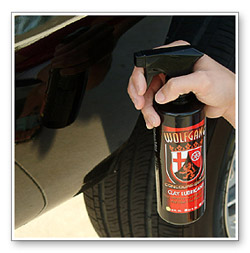 The best option is a true clay lubricant, like Wolfgang Clay Lubricant.