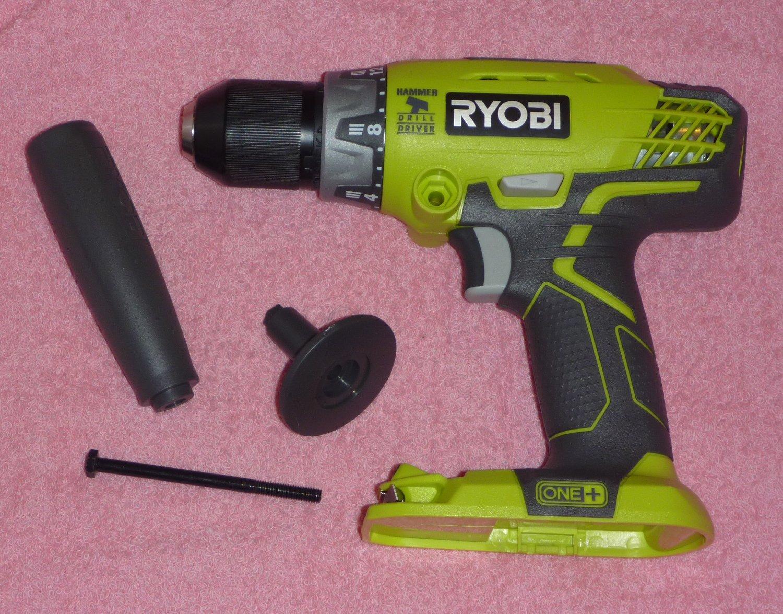 ryobi 18v hammer drill manual