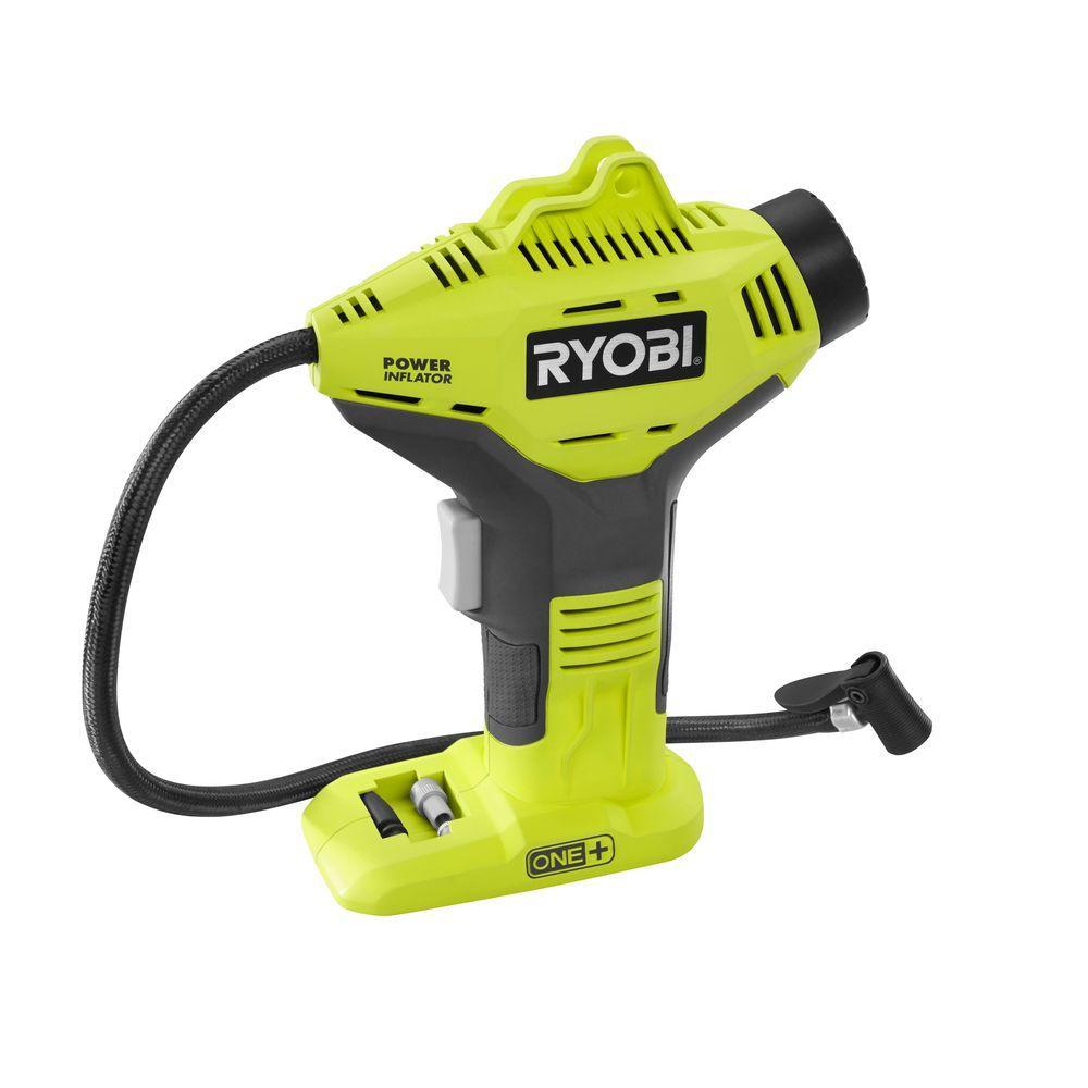 Ryobi One P737 18v One Power Inflator 150psi New In Box